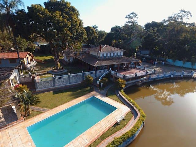 Recanto Paraíso - Mairinque - Casa