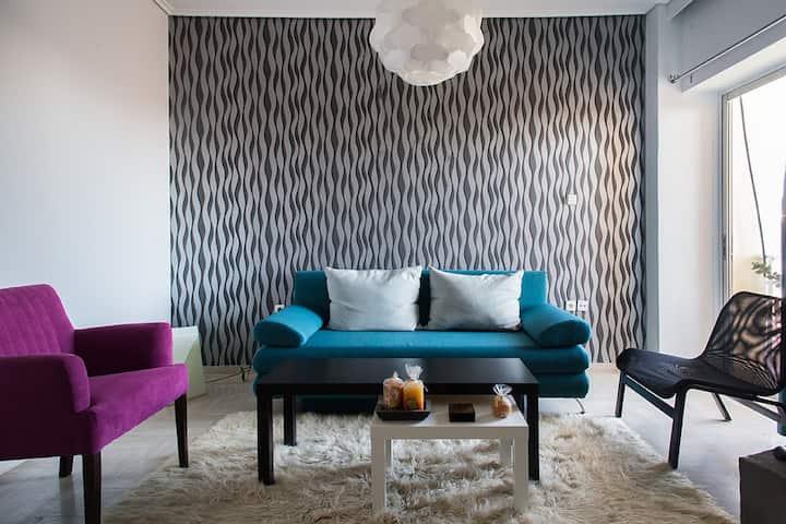 Stylish apartment Green Peaceful Area