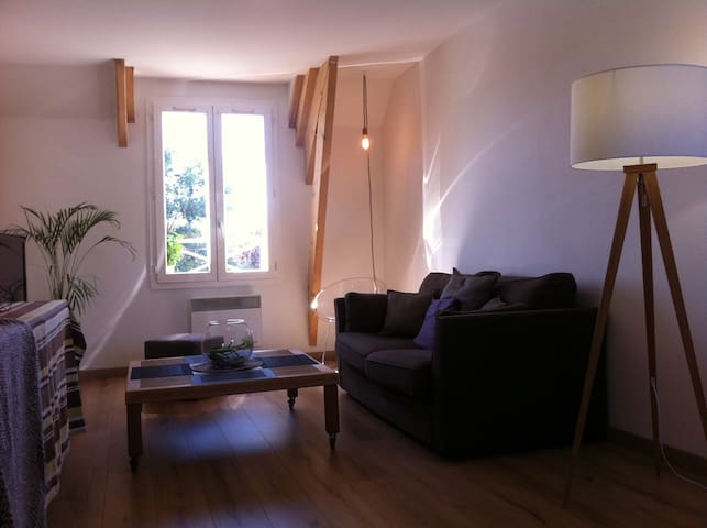 Appartement centre-ville Lamorlaye - Lamorlaye - Appartamento