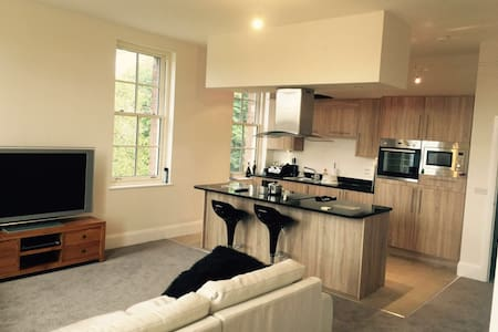 St Georges Mansions Stunning Penthouse Apartment - Stafford - Pis