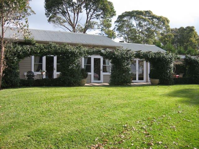 Bimbadgen Cottage.