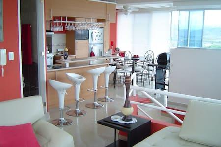 Hermoso Penthouse Duplex En sector Castelnuovo - Atacames Canton - Apartamento