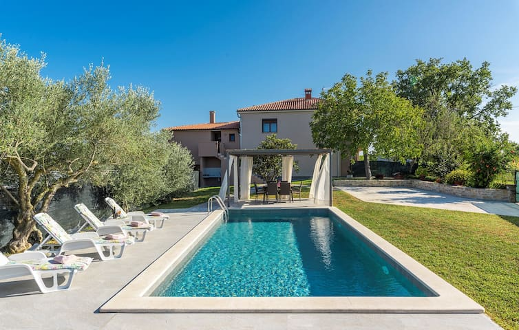 Holiday Home Terre Bianche with Private Pool
