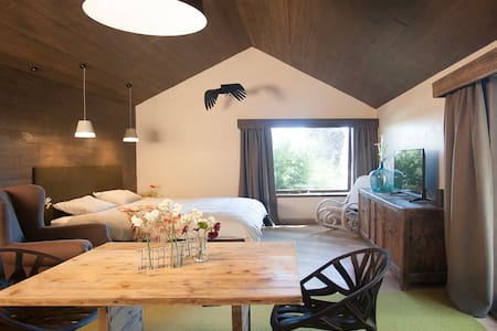 crows nest .. romantic escape! - Daylesford - Wohnung