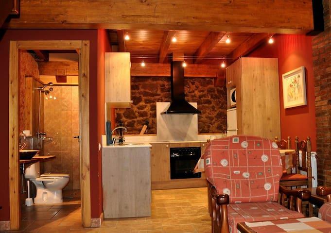Apartament Prades1(MARGARIDA DE PRADES) 6 persones