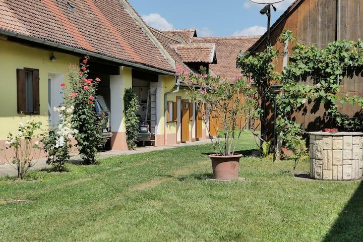 Saxons courtyard lodging Großau