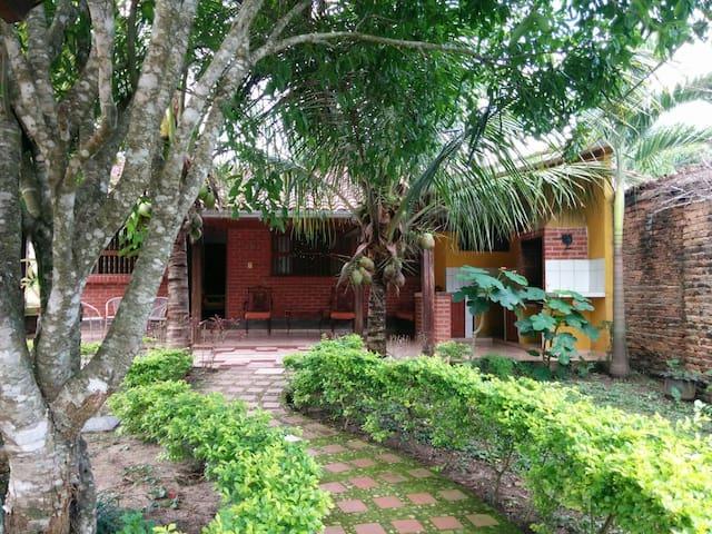 Cabaña Alojamiento ASAI - Buena Vista - 小木屋