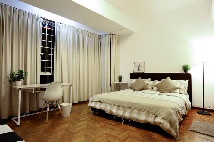 NEXT Clarke Quay RV05-1: WIFI,BATH,AIRCON,POOL,GYM - Singapore - Kondominium