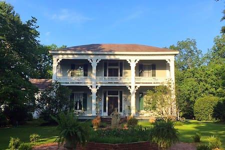 The Oaks, 1845 - Гринсборо - Дом