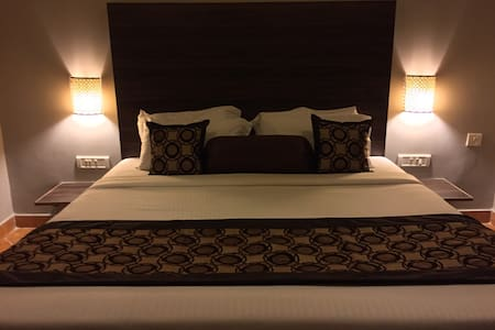 Boutique Guest House Calangute - North Goa - Bed & Breakfast