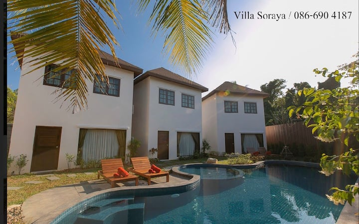 VillaSoraya5 include Breakfast