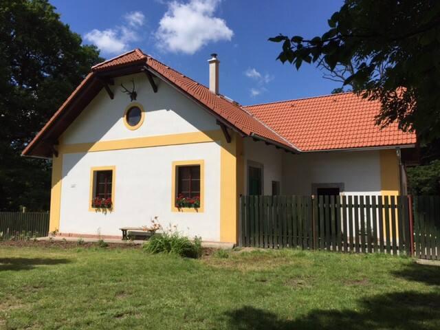 Hájovna / Forrest house Černice - Sudoměřice u Bechyně - Appartement