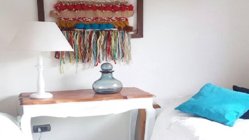 Tranquilo y cómodo alojamiento en Chicureo - Chicureo - Dom