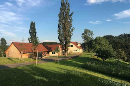 Winzerhaus im Paradies, Studio mit Gartenblick