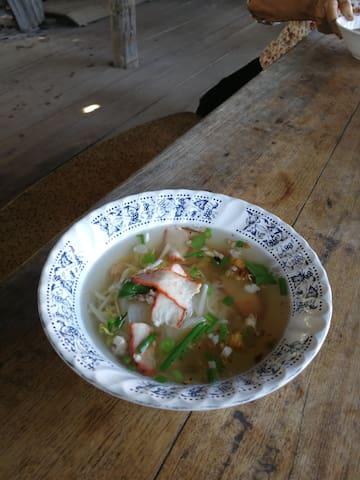 Kauytiew, Thai Noodle