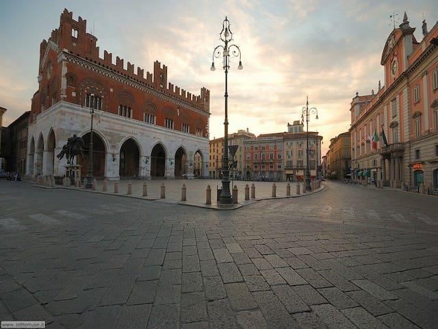 Palazzo signorile - Piacenza - Huoneisto