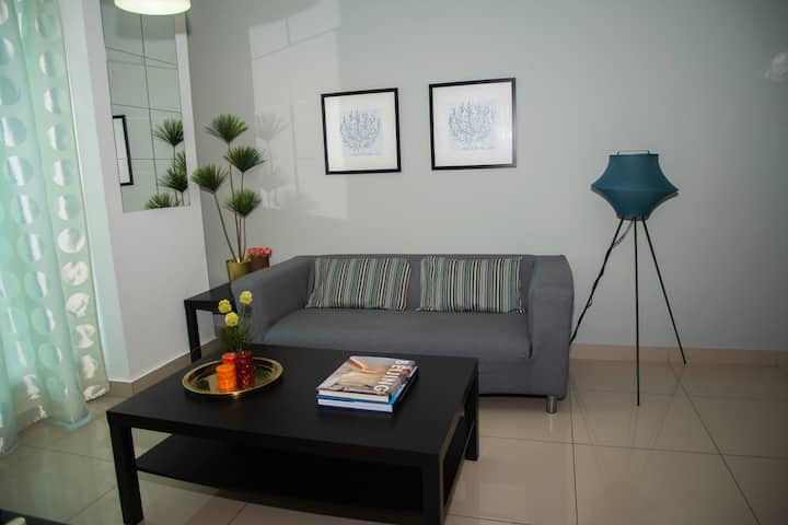 Cozy apt. of 1 bedroom in Serralles ""
