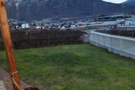 Sogndal - Kvåle - Apartmen