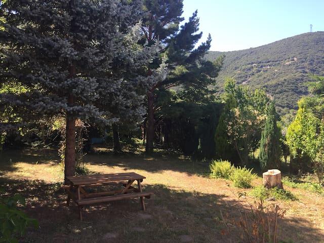 CRUAS Villa entière 6 pers, clim, parc privatif