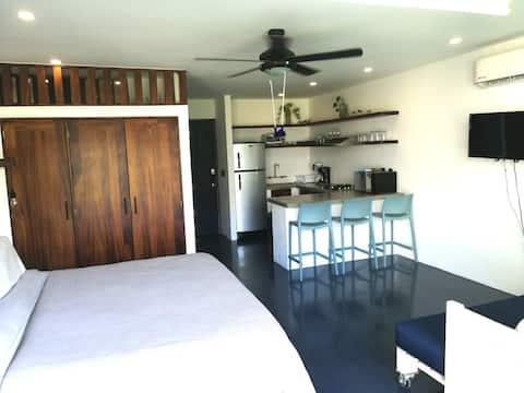 Aria Ocean - Beachfront Studio Nuevo Vallarta