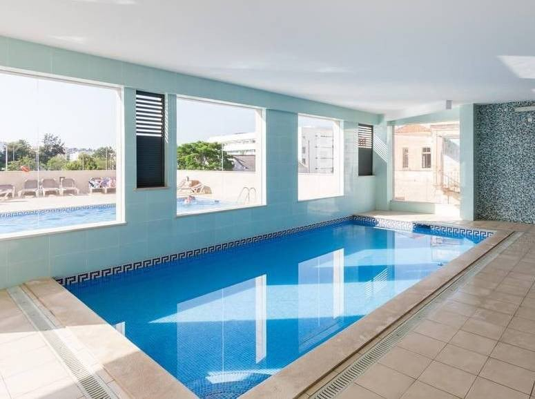 Sunny And Quiet Outdoor Pool Heated Indoor Pool