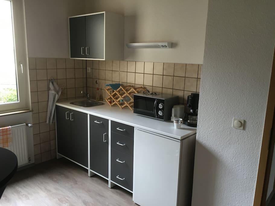 Küchenzeile, die zweite