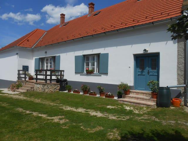 Bruderhaus szállás / Pingala apartman - Vöröstó - Wohnung