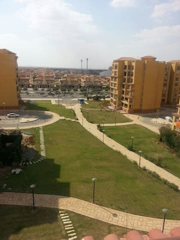 Great view, location, secure and new - Cairo Governorate - Apartemen