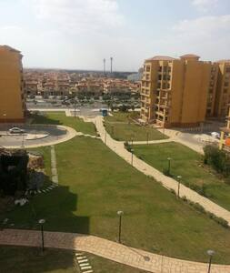 Great view, location, secure and new - Cairo Governorate - Wohnung