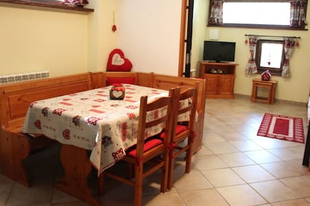 Typical apartment in Val D' Ayas