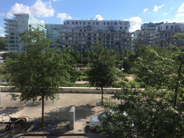 Cozy modern apartment : Parisien luxury