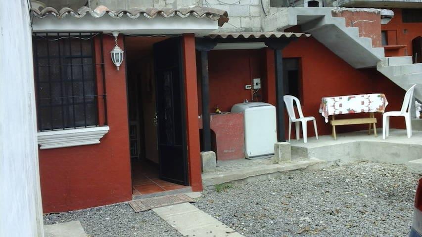Los Nisperos - Antigua Guatemala - Appartamento