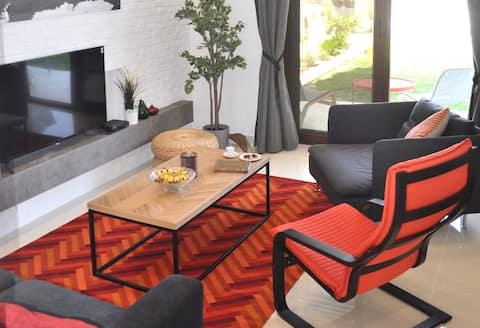 New Luxury Suite - Geweldig uitzicht & Mooie tuin