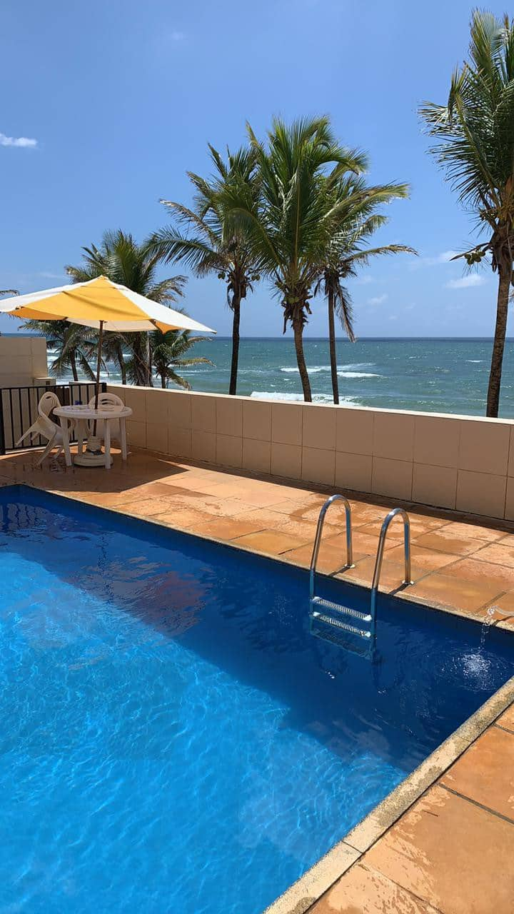 Private room in front of the beach/Flamengo