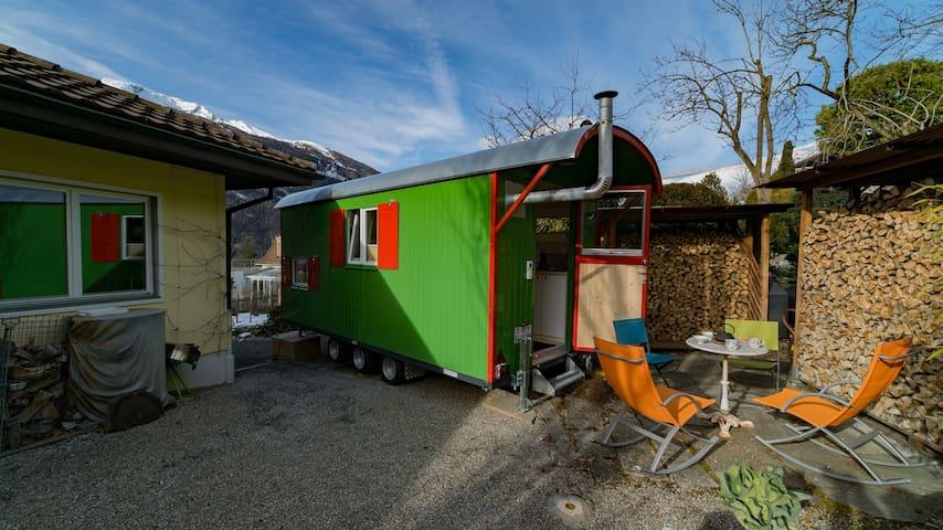 Wohnwagen mit Charme