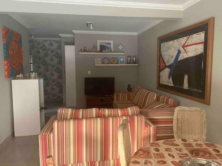 Flat de 3 quartos em Maresias
