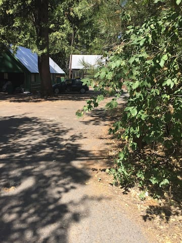 Sierra Village cabin