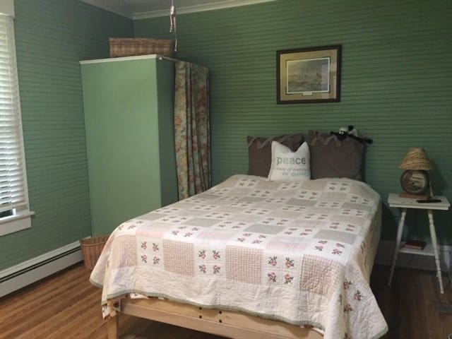 Room at the Fines Creek Ranch