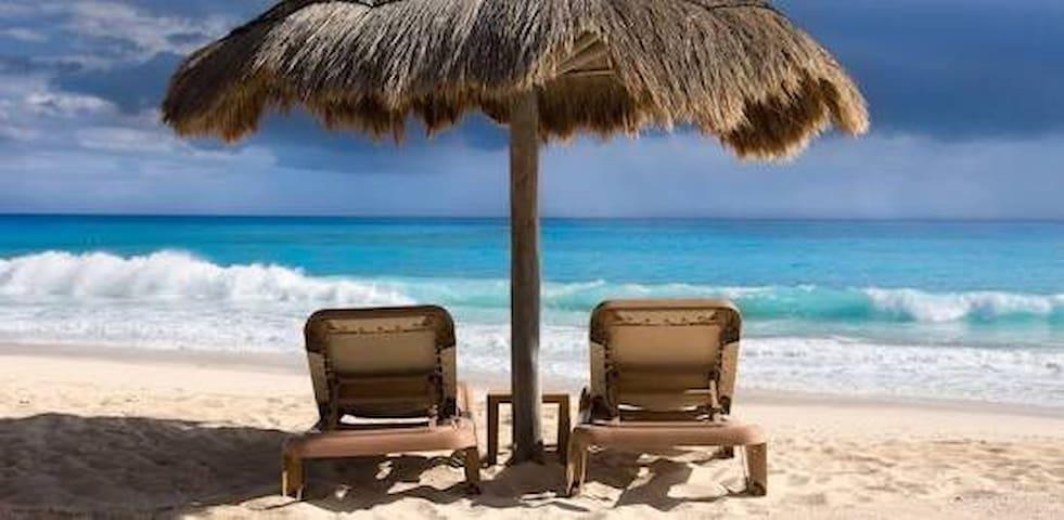 Departamento céntrico en Cancún