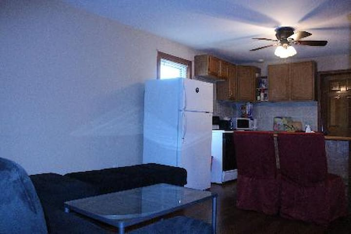 Furnished room with 3 beds, in Belmont Cragin. - Chicago - House