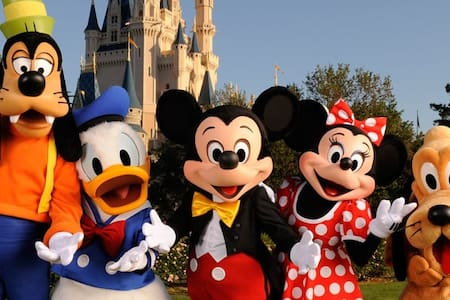 Your vacation home by Disney!!! #Mickey#Vacation - 基西米 - 连栋住宅