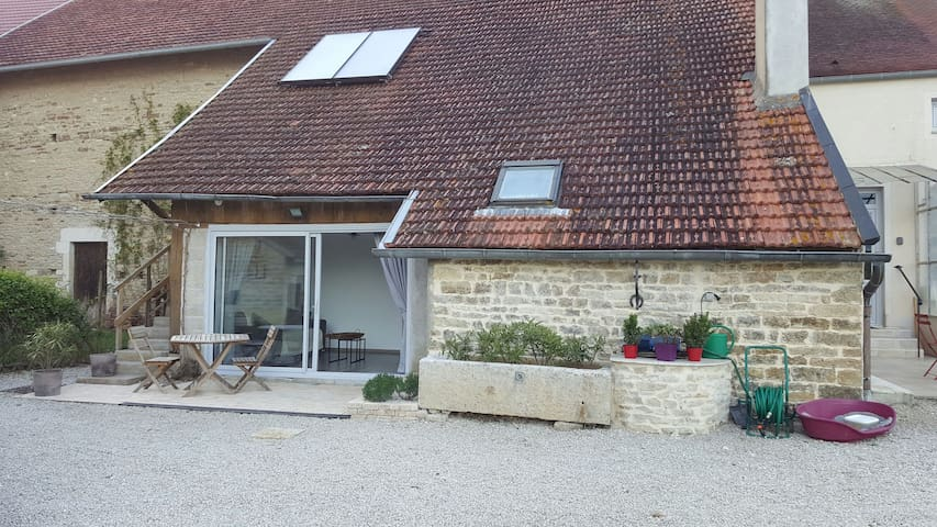 Maison Bourguignonne - Bard-lès-Époisses - House