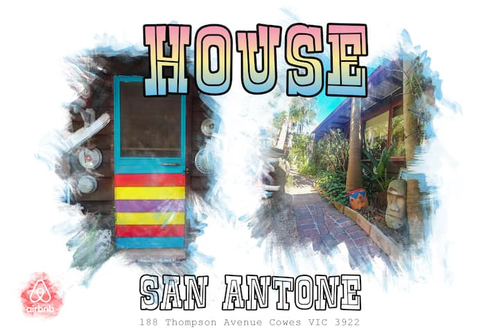 San Antone Accommodation (HOUSE)