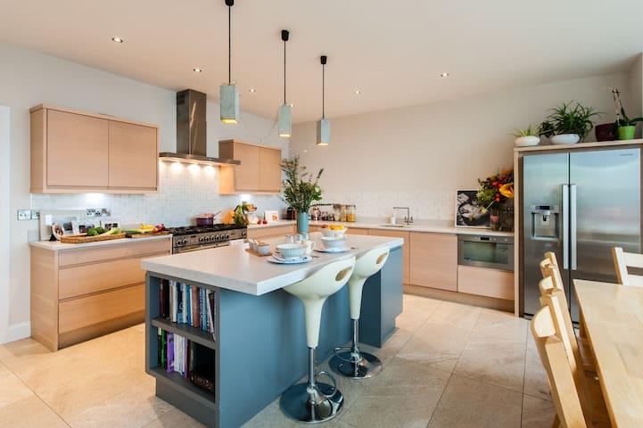Luxury home in Kinsale, Cork (Wild Atlantic Way) - Sandycove - Casa