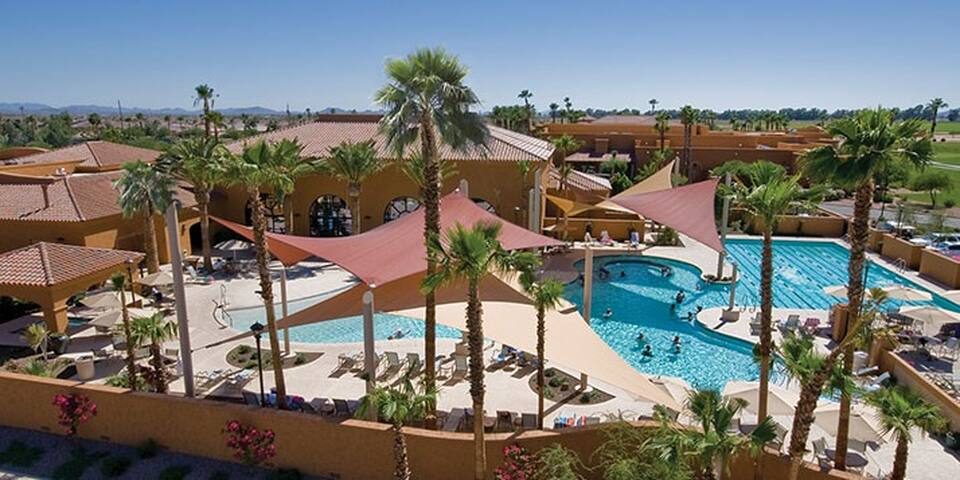 Pebble Creek Country Club 4 Bdrms Houses For In Goodyear Arizona United States