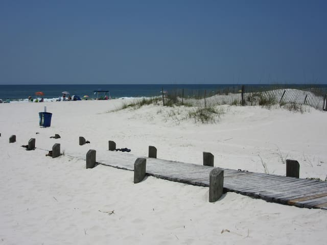 2BR/2BA Condo with great Gulf views! - Gulf Shores - Condomínio