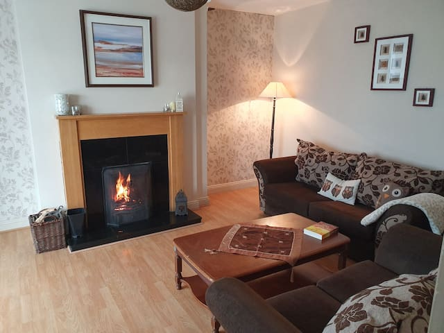 Great location in Rosslare Harbour