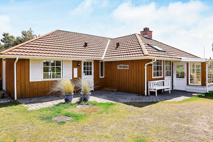 Boutique Holiday Home in Fanø Located Close to the Beach