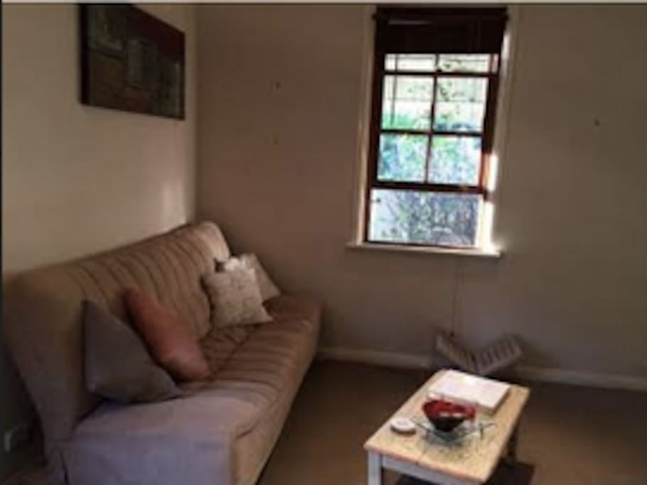 Private self contained studio flat