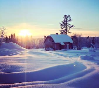 Balsam för själen i Norrländska inlandet